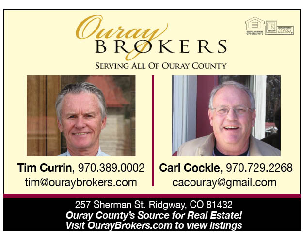Ouray Brokers real estate