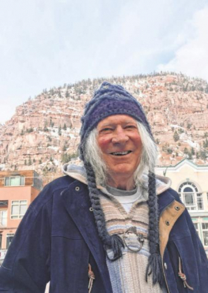 For 18 years, Covington, 73, has lived in a 3o-foot-tall tipi in Ouray County during the summer and a yurt during the winter. He attended a recent work session in which Ouray County commissioners again discussed regulating non-commercial camping. He said he believes the county shouldn't allow more than 3o days of camping in the High Alpine Zone until a better policy can be developed. Carolina Brown —Ouray County Plaindealer