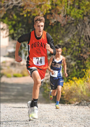 OURAY AND RIDGWAY CROSS COUNTRY