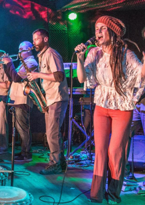 Niceness returns to the Sherbino in Ridgway on March 6 with its reggae vibes. Photo Courtesy Niceness/Special to the Plaindealer