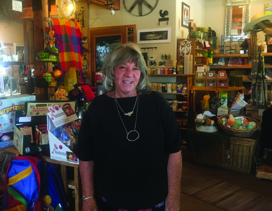 """There is so much heart in this store."" - Susan Baker, owner of Lupita's Bizarre Bazaar"