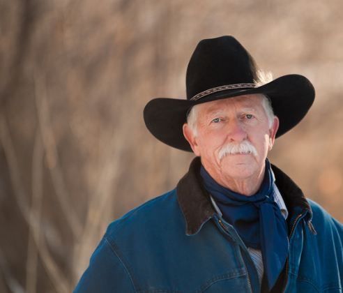 Cowboy poetry will be performed by Terry Nash, the 2018 International Western Music Association's Male Poet of the Year. Courtesy photo.